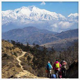 Singalila Trek, Sikkim
