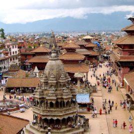 CAPITAL OF NEPAL (3N 4D)